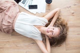 Wie deine Sorgen verschwinden wie im Schlaf